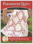 Farmhouse Quilt Pattern by Shabby Fabrics