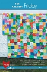 Fat Quarter Friday Quilt Pattern by Cluck Cluck Sew