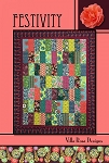 Festivity Quilt Pattern by Villa Rosa Designs