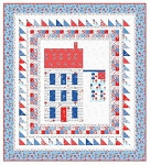 Flag Day Wall Quilt Kit by Windham