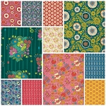 Folk Song 11 Fat Quarter Set by Anna Maria Horner for Free Spirit