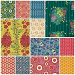 Folk Song 12 Fat Quarter Set by Anna Maria Horner for Free Spirit