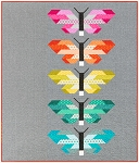Frances Firefly Quilt Kit by Elizabeth Hartman for Robert Kaufman