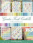 Garden Fresh Quilts 2 Booklet by Jason Yenter for In The Beginning
