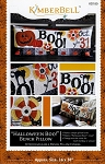 Halloween Boo Bench Pillow Pattern by Kimberbell