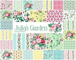 Julia's Garden 28 Fat Quarter Set by Deborah Edwards for Northcott