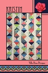 Kristin Quilt Pattern by Villa Rosa Designs