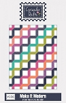 Make It Modern Quilt Pattern by Coriander Quilts