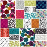 Maker's Home 23 Fat Quarter Set by Natalie Barnes for Windham