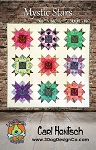 Mystic Stars Quilt Pattern by 3 Dog Design