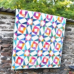 Northern Lights Quilt Pattern by Pam & Nicky Lintott