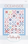 Oceanside Quilt Pattern by A Quilting Life