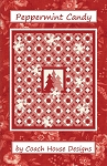 Peppermint Candy Quilt Pattern by Coach House