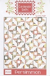 Persimmon Quilt Pattern by Coriander Quilts