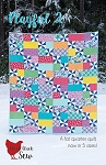 Playful 2 Quilt Pattern by Allison Harris