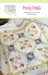 Purely Petals Quilt Pattern by Carried Away Quilting