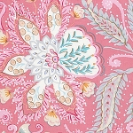 Isabelle PWDF247 Pink Ornate by Dena Designs for Free Spirit