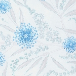 Isabelle PWDF248 Blue Dandelion by Dena Designs for Free Spirit EOB