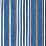 Isabelle PWDF252 Blue Stripe by Dena Designs for Free Spirit