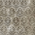 Dapper II PWTH069-8 Neutral Damask by Tim Holtz for Coats