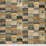 Materialize PWTH072-8 Multi Apothecary by Tim Holtz for Coats
