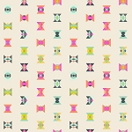 Spirit Animal PWTP043 Electric Arrowheads by Tula Pink for Free Spirit