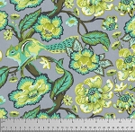 Chipper PWTP078 Mint Chipmunk by Tula Pink for Free Spirit