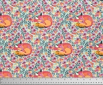 Chipper PWTP080 Sorbet Fox Nap by Tula Pink for Free Spirit