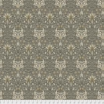 Merton PWWM010 Taupe Snakeshead by Morris & Co for Free Spirit