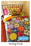 Rosalie Quilt Pattern by Valori Wells