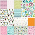 Snapshots 12 Fat Quarter Set by Bella Blvd for Riley Blake