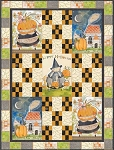 Boo To You Quilt Kit by Cori Dantini for Blend