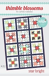 Star Bright Quilt Pattern by Thimble Blossoms