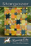 Stargazer Quilt Pattern by Running Doe Quilts