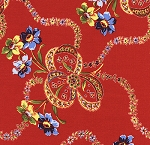Summer Cottage 25179 Red by Gerri Robinson for Red Rooster