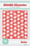 Swiss Quilt Pattern by Thimble Blossoms