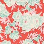 Lemon Tree TIL100002-V11 Coral Hummingbird by Tilda