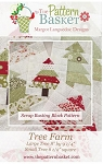 Tree Farm Quilt Block Pattern by The Pattern Basket