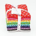 True Colors 20 Fat Quarter Bundle by Tula Pink for Free Spirit
