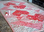 Hearts Intertwined Table Runner Kit