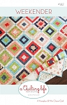 Weekender Quilt Pattern by A Quilting Life Designs