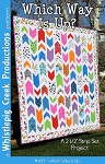 Which Way is Up Quilt Pattern by Whistlepig Creek