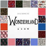 Wonderland 20 Fat Quarter Set by Rifle Paper Co for Cotton & Steel
