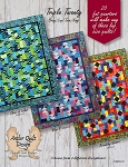 Triple Twenty Quilt Pattern by Antler Quilt Design
