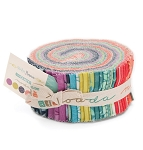 Tucker Prairie Jelly Roll by One Canoe Two for Moda