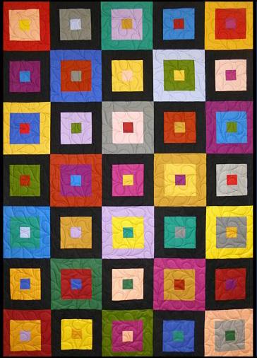 Lancaster Quilt Kit Rjr Fabrics