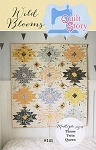 Wild Blooms Quilt Pattern by Quilt Story