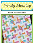 Windy Monday Quilt Pattern by Carlene Westberg