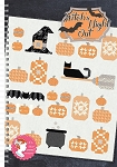 Witch's Night Out Quilt Book by It's Sew Emma