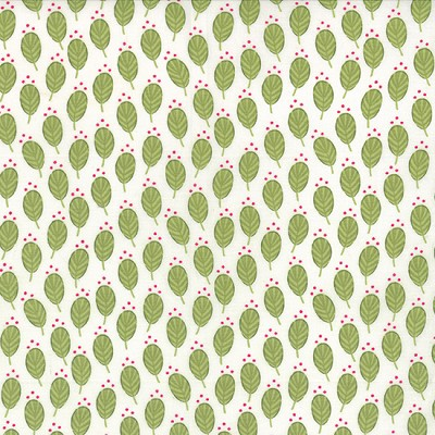 Color Me Happy 10822-15 Lime Sprouts by V & Co for Moda